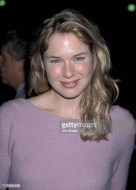 Renee Zellweger during 'One True Thing' Los Angeles Premiere September 16 1998 at ABC Entertainment Center in Century City California United States