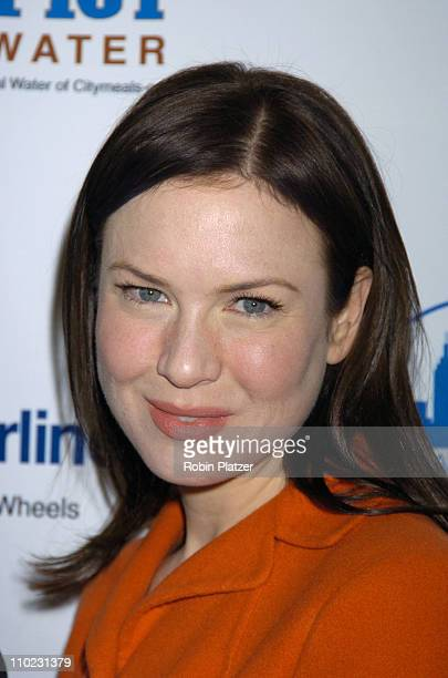 Renee Zellweger during The 18th Annual CitymealsonWheels 'Power Lunch For Women' Arrivals at The Rainbow Room in New York City New York United States
