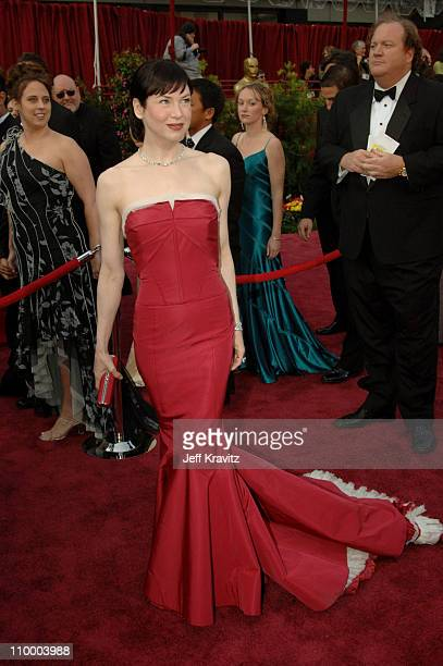 Renee Zellweger during The 77th Annual Academy Awards - Arrivals at Kodak Theatre in Los Angeles, California, United States.