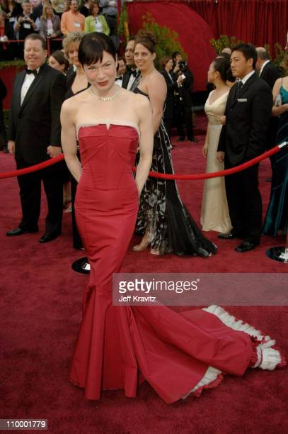 Renee Zellweger, presenter during The 77th Annual Academy Awards - Arrivals at Kodak Theatre in Los Angeles, California, United States.