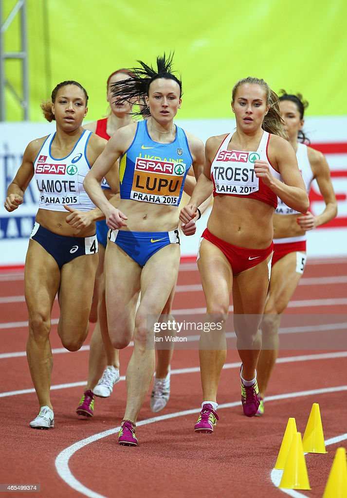 2015 European Athletics Indoor Championships - Day Two
