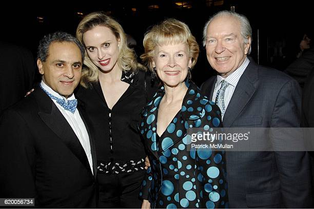 RenePierre Azria Alexis Azria Guy Robinson and Elizabeth Stribling attend the FrenchAmerican Foundation 2008 Gala at the Four Seasons Restaurant on...