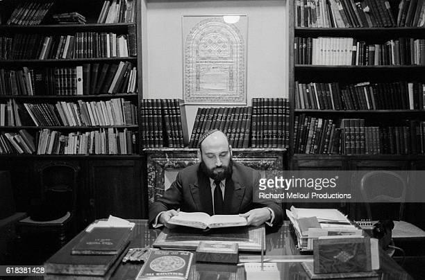 ReneSamuel Sirat Grand Rabbi of France