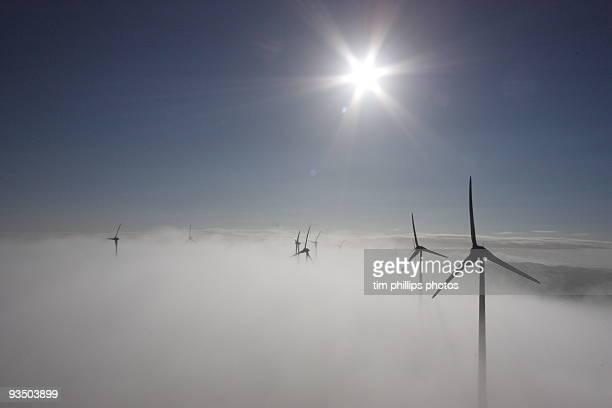 Renewable energy wind farm australia
