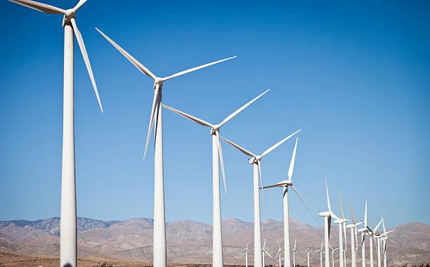 Renewable Energy - Windmills Wall Art