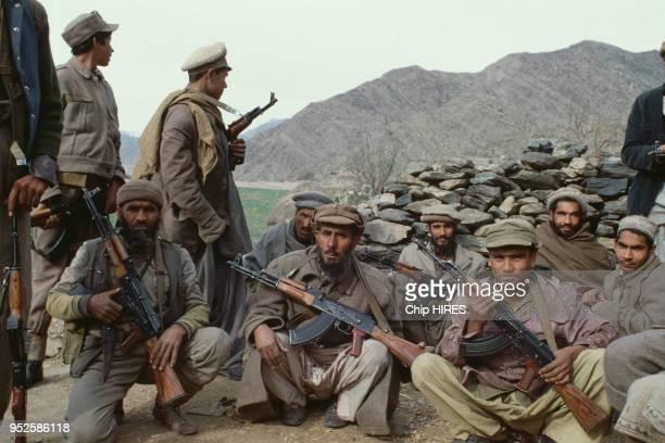 Renforts pour les troupes de l'armée soviétique, en 1980, Afghanistan.
