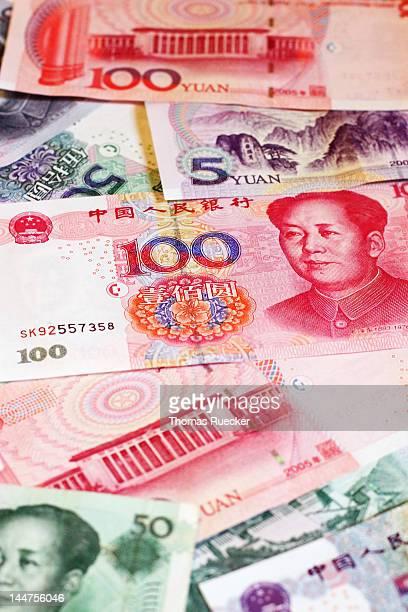 Renminbi currencies
