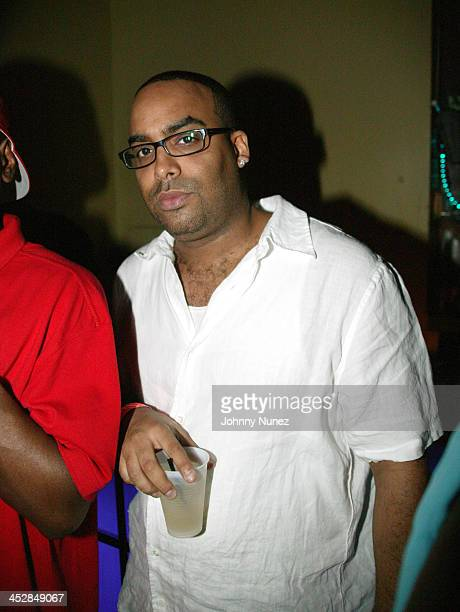 Renne McClain during Sean P Diddy Combs Party in Miami May 1 2005 at Cro Bar in Miami Florida United States