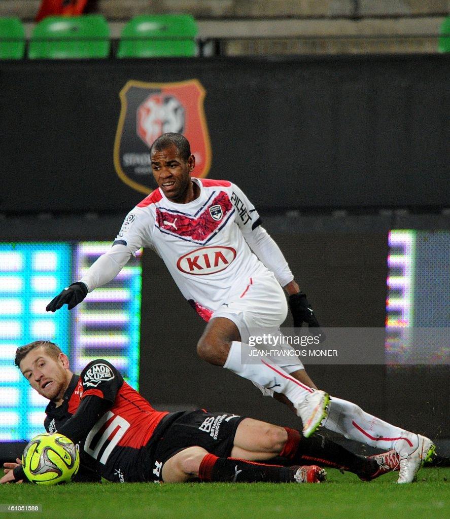 Stade Rennais FC v FC Girondins de Bordeaux - Ligue 1