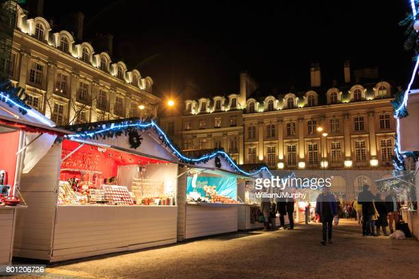 Rennes Christmas Market