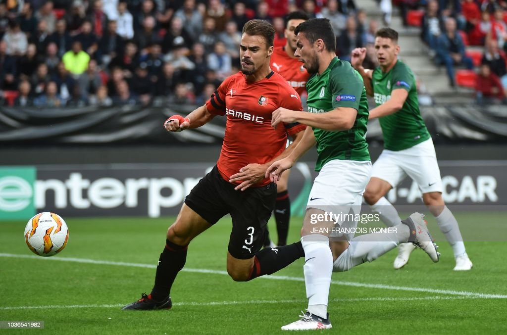Stade Rennais v FK Jablonec - UEFA Europa League - Group K