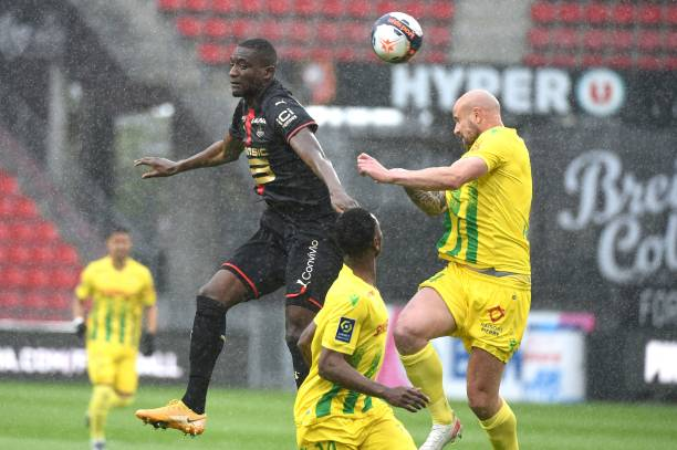FRA: Stade Rennes v FC Nantes - Ligue 1