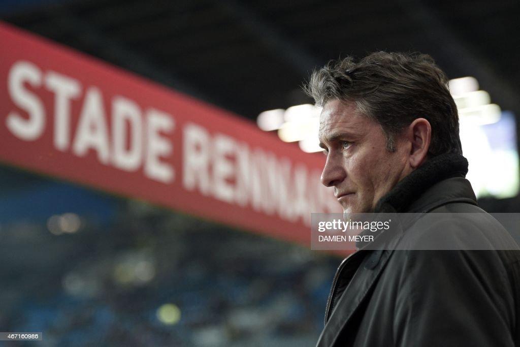 Stade Rennais FC v FC Nantes - Ligue 1