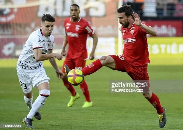 FRA: Dijon FCO v Stade Rennes - Ligue 1