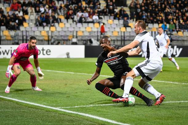 SVN: NS Mura v Stade Rennes: Group D - UEFA Europa Conference League