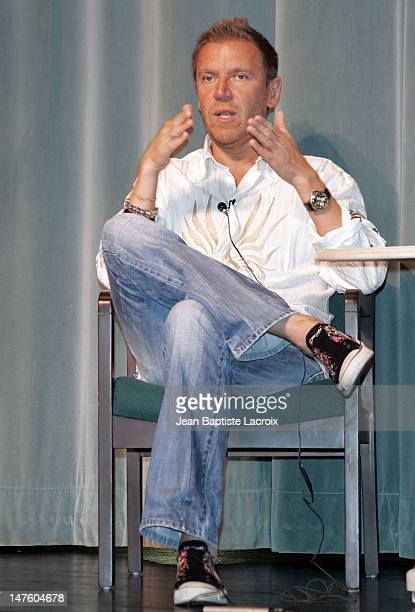 Renny Harlin during Actors Expo Hosted by Mario Lopez and Featuring Special Guest Speakers Renny Harlin Kia Jam and Victor Webster at Hollywood...