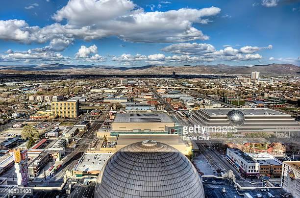Reno cityscape