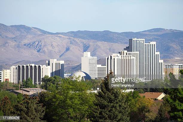 reno - nevada stock photos and pictures