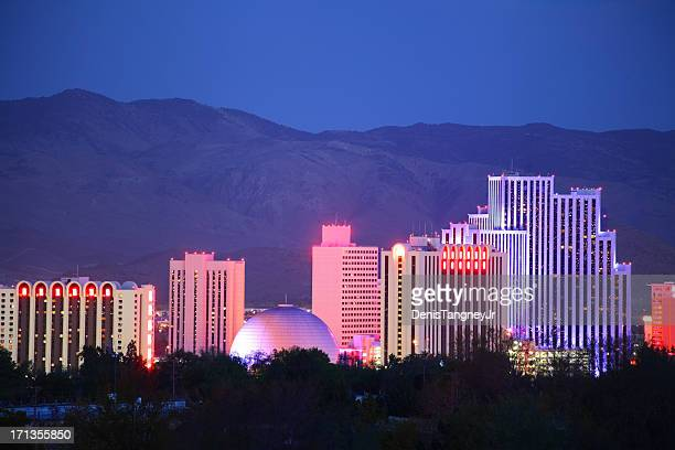 reno - nevada stock-fotos und bilder