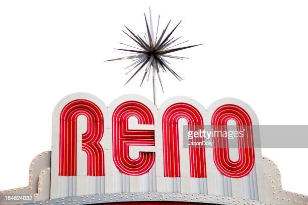 Reno Sign-Downtown