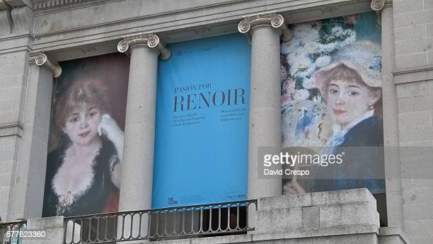 renoir - auguste renoir stock photos and pictures