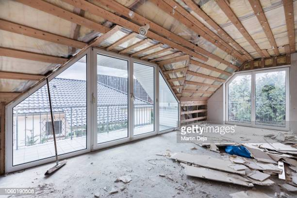 renovation room hdr - reform stock pictures, royalty-free photos & images