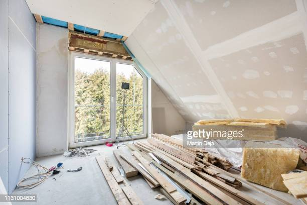 renovation room hdr - home improvement stock pictures, royalty-free photos & images