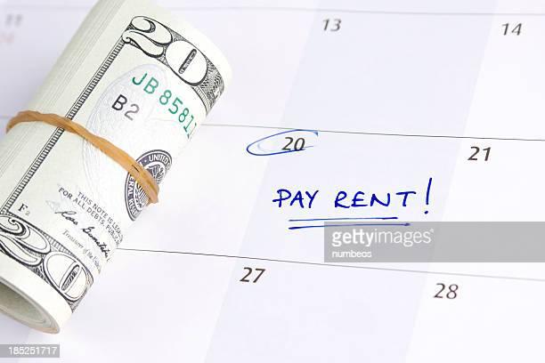 Mieten Sie Zahlung