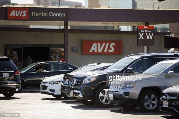 Avis rent a car los angeles california