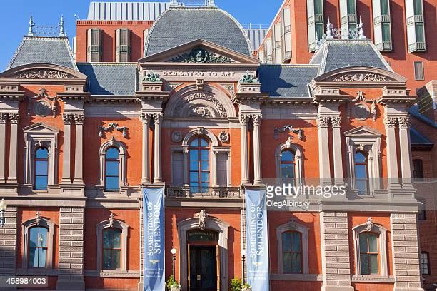 Renwick Gallery - Smithsonian museum, Washington DC
