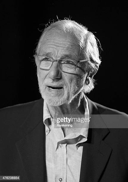 Renzo Piano attends Day 3 of RepIdee on June 6 2015 in Genoa Italy RepIdee is a community meeting of the Repubblica newspaper with autors writers and...