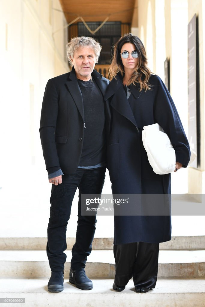 Maison Margiela : Outside Arrivals - Paris Fashion Week - Menswear F/W 2018-2019