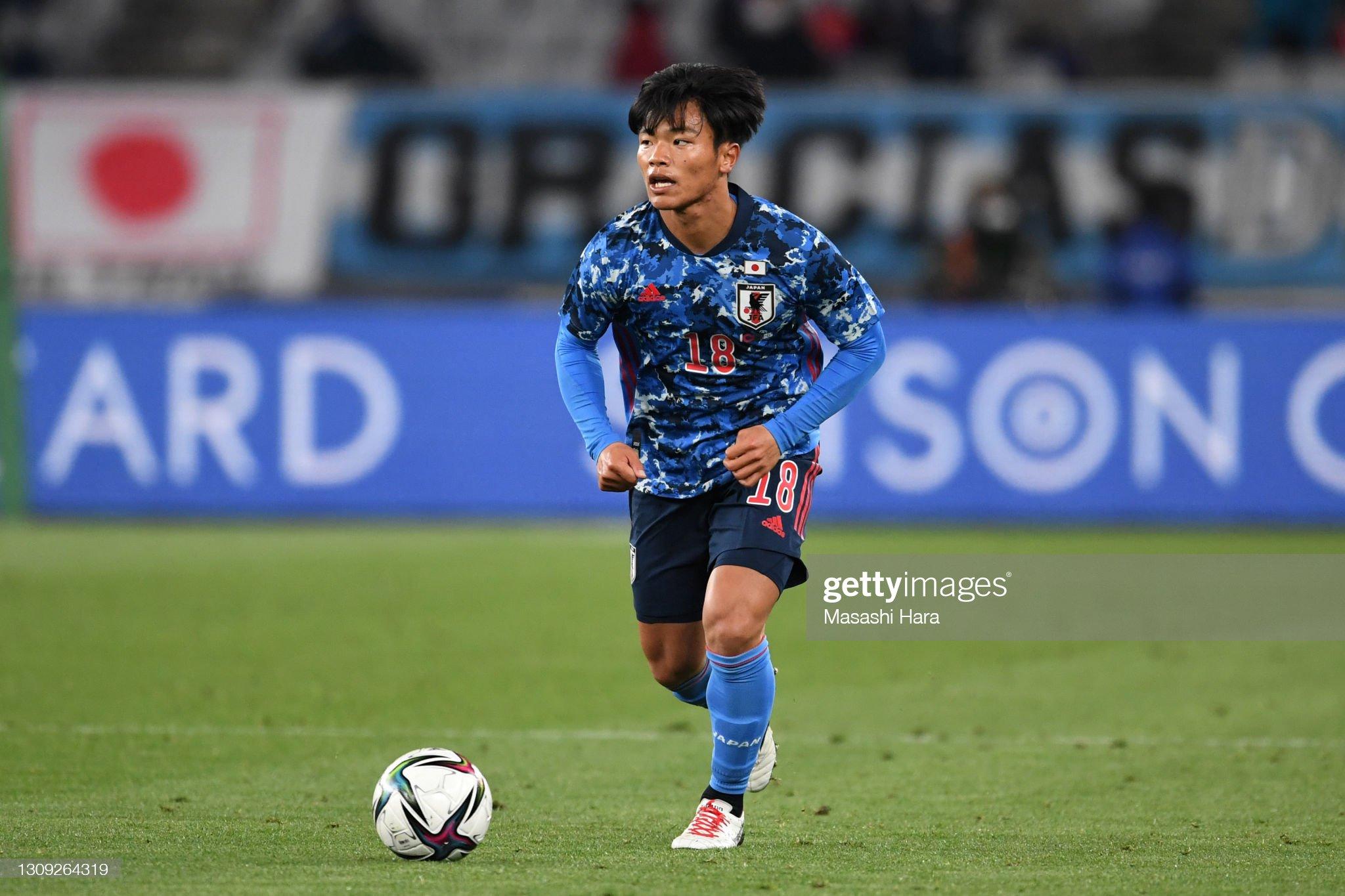 Japan v Argentina - U-24 International Friendly : ニュース写真