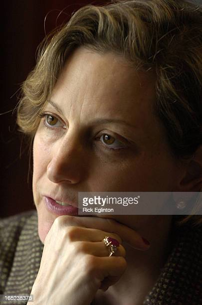 REO302/08/07132225Rick Eglinton Toronto StarAnne Applebaum Journalist and Author talks to the star about er book 'Gulag' a history and narrative...