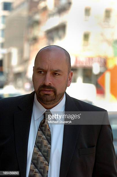 Reodica inquestfirst day Jeffrey RodicasDet Constable Dan Belanger coming back to the inquest at lunch time 05/08/06