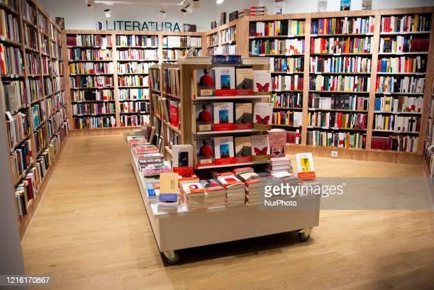 reopening of the bookshop La Casa del Libro de Gran Vía after the Covid19 crisis in Madrid Spain on May 29 2020