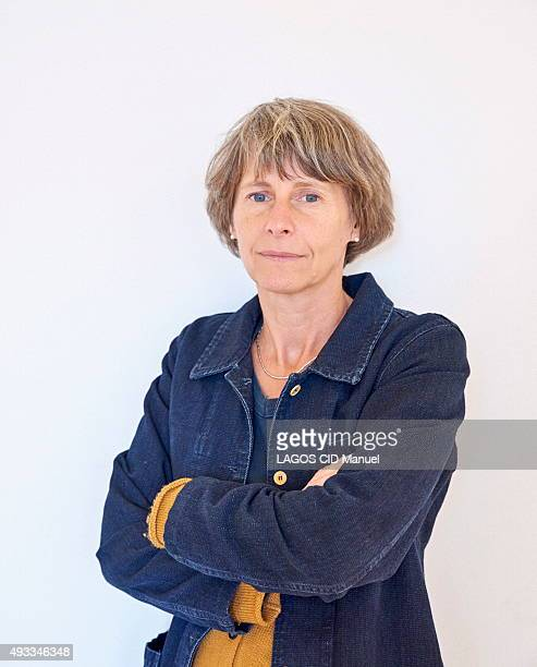 Reopening of the Musee de L'Homme in Paris after six years of work; September 23, 2015. Cécile Aufaure Chief curator of the heritage.