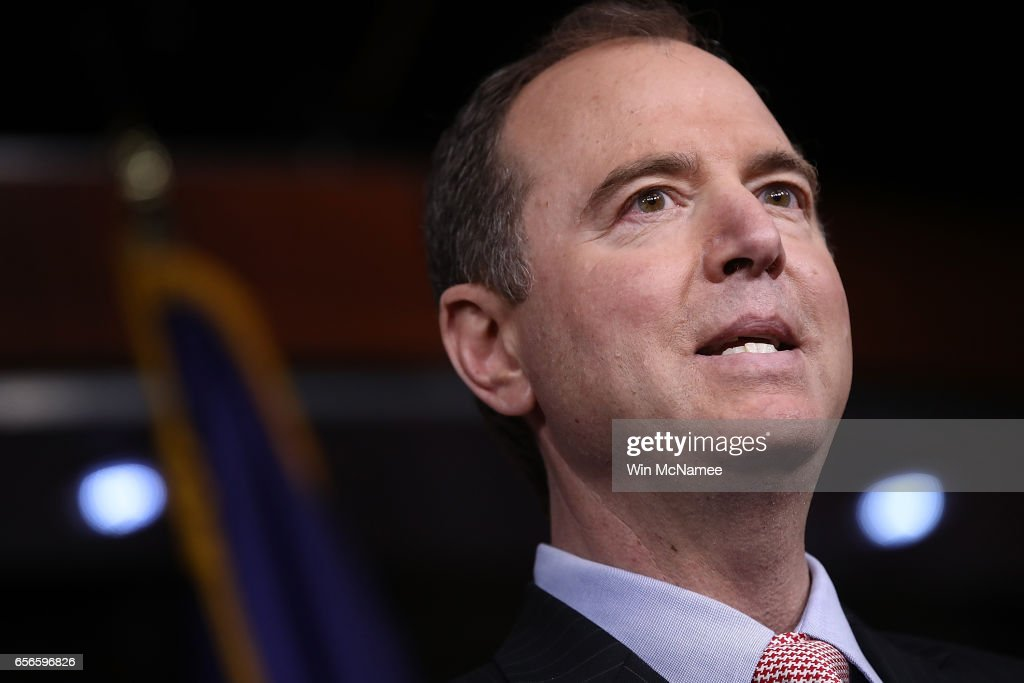 Ranking Democrat On House Intell Committee Rep. Schiff Responds To Rep. Nunes Announcement Of Surveillance Of Trump Officials