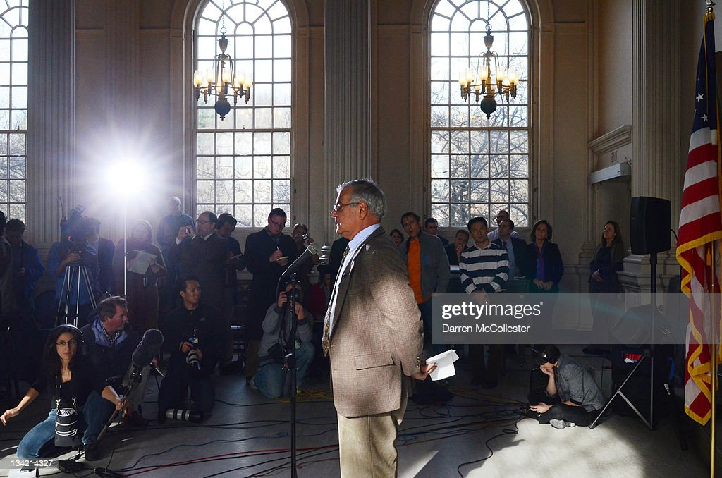 Barney Frank Announces That He Will Not Run For Re-Election In 2012