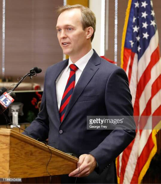 Rep Ben McAdams announces he will vote yes on both articles of Impeachment of President Trump when it comes to a vote in Congress on December 16 2019...