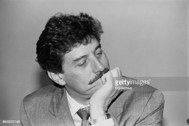Rep Bob Carr DMich in 1991 'n