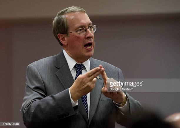 Rep Bob Goodlatte RVA hosted a Town Hall Meeting for constituents of the Sixth Congressional District on Monday August 19 at the Augusta County...