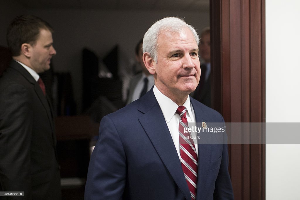 House Republican Conference : News Photo