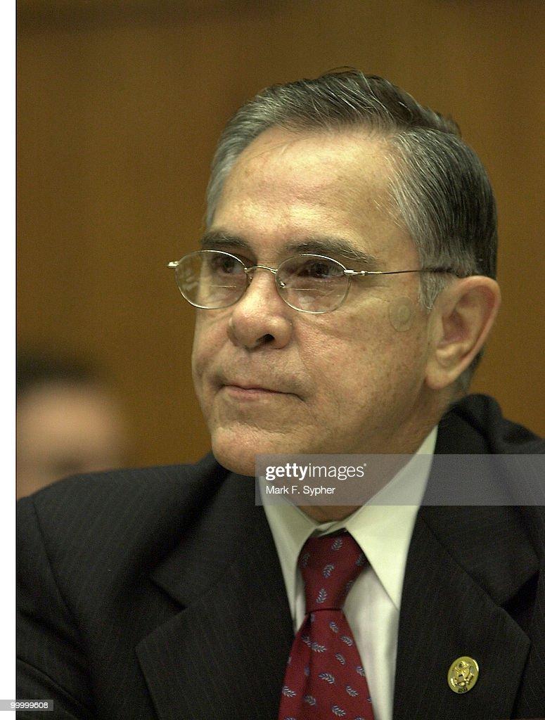Charles A. Gonzalez : News Photo
