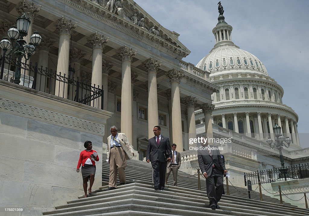 U.S. House Members Leave For Summer Recess