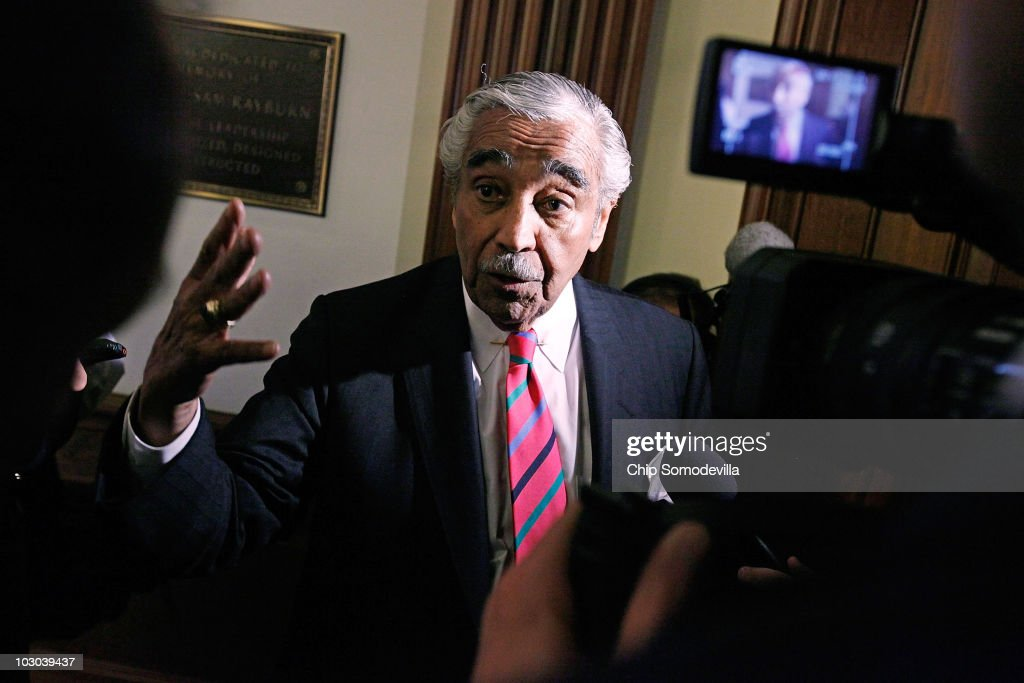 NY Rep. Charlie Rangel May Be Charged With Ethics Violations