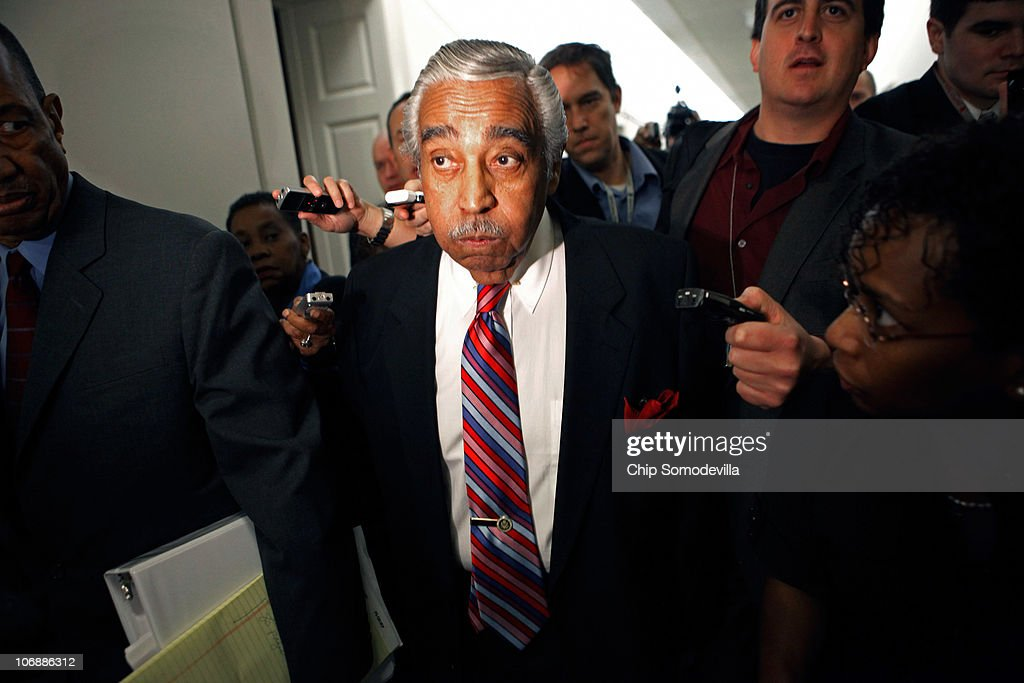 House Ethics Committee Begins Rangel Hearing