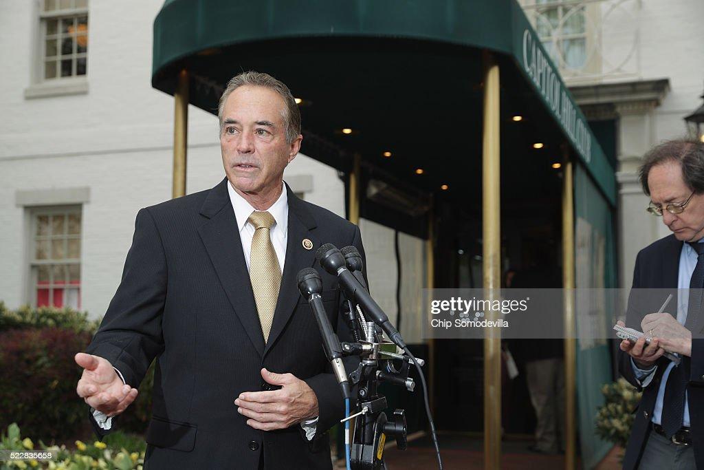 Donald Trump Staffers Meets GOP Members Of Congress In Washington DC