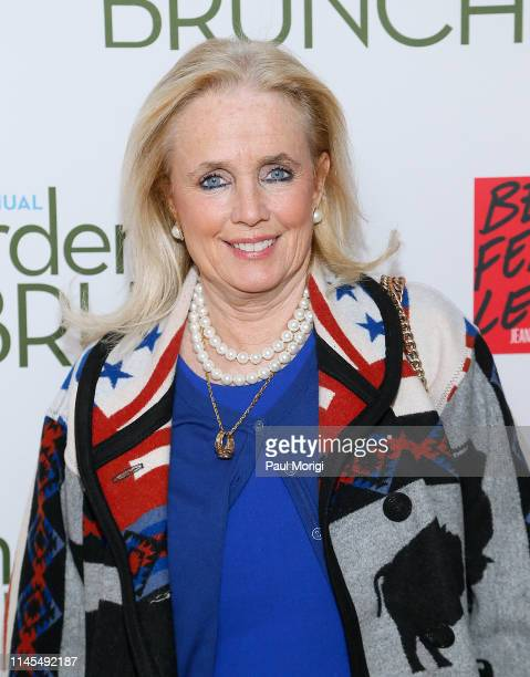 Rep. Debbie Dingell attends the 26th Annual White House Correspondents' Weekend Garden Brunch at the Beall-Washington House on April 27, 2019 in...