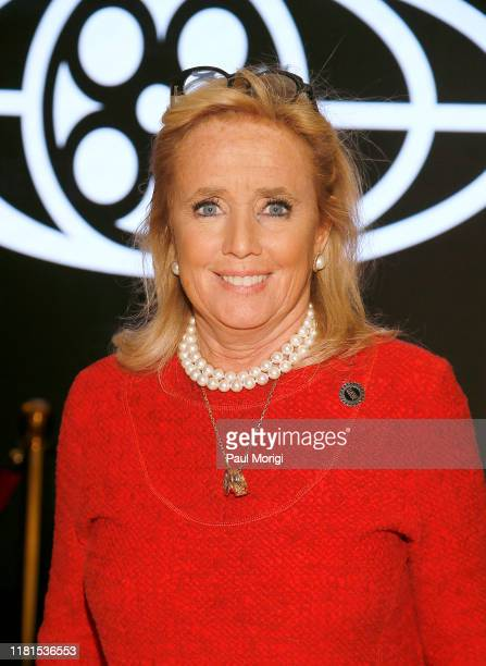 Rep. Debbie Dingell attends the Motion Picture Association's opening night party at the newly renovated MPA global headquarters on October 16, 2019...
